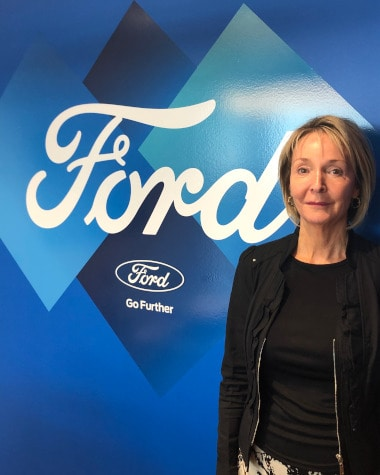 Charlene Brunet : President
