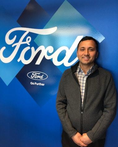 David Dhungana : Sales Manager