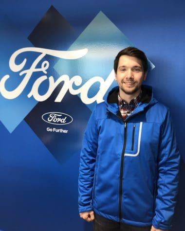 Mitchell Fraser : Warranty Clerk