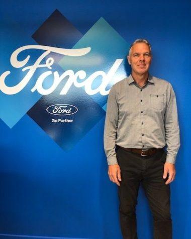 Allen Christofferson : Parts Manager