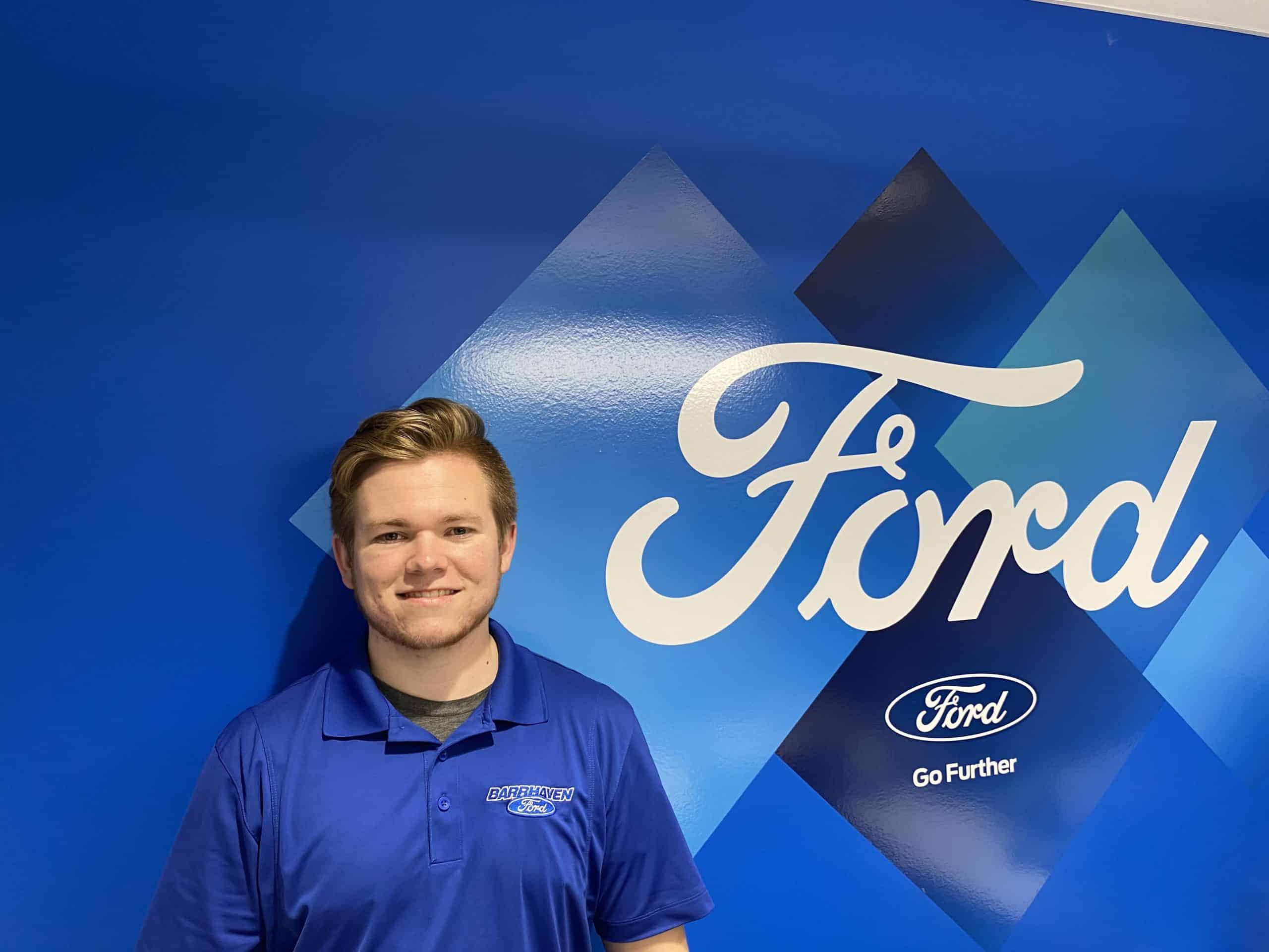 Fletcher Russett : Parts Driver
