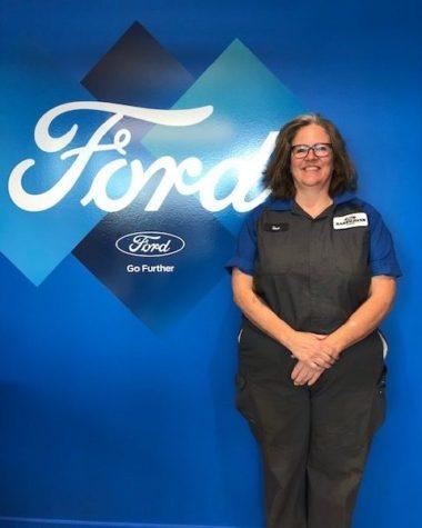 Sue George : Technician