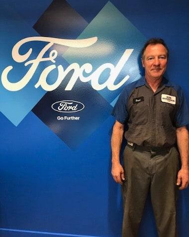 Dave Lennie : Technician
