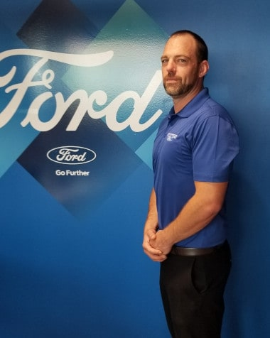 Anthony Van Galder : Sales Manager