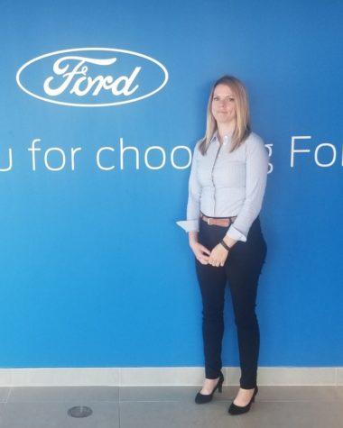 Kristin Hill : Appointment Coordinator