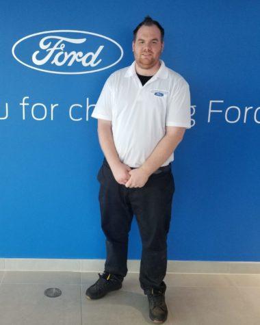 Landon Waugh : Service Advisor