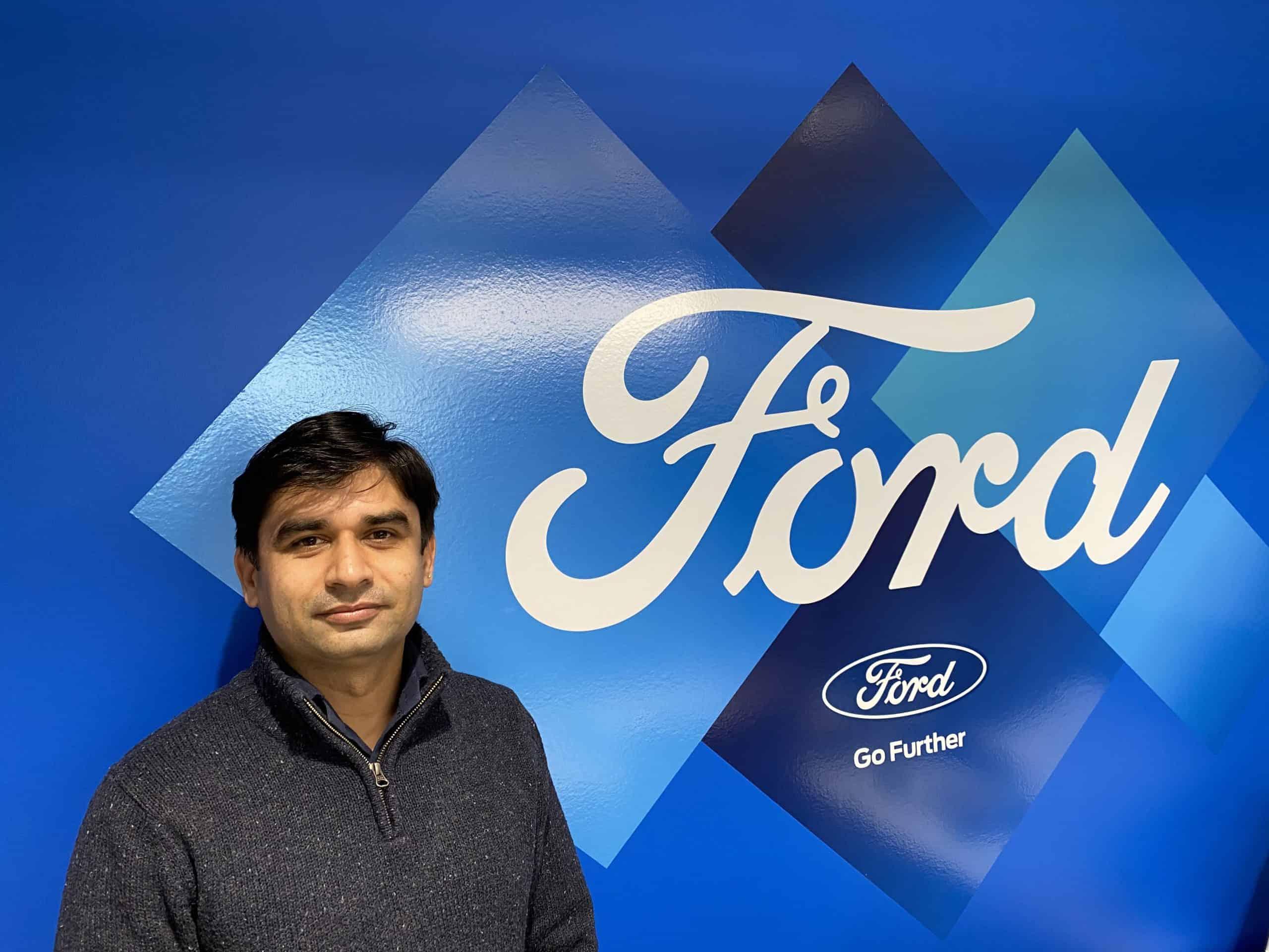 Jeevan Dhakal : Sales Representative