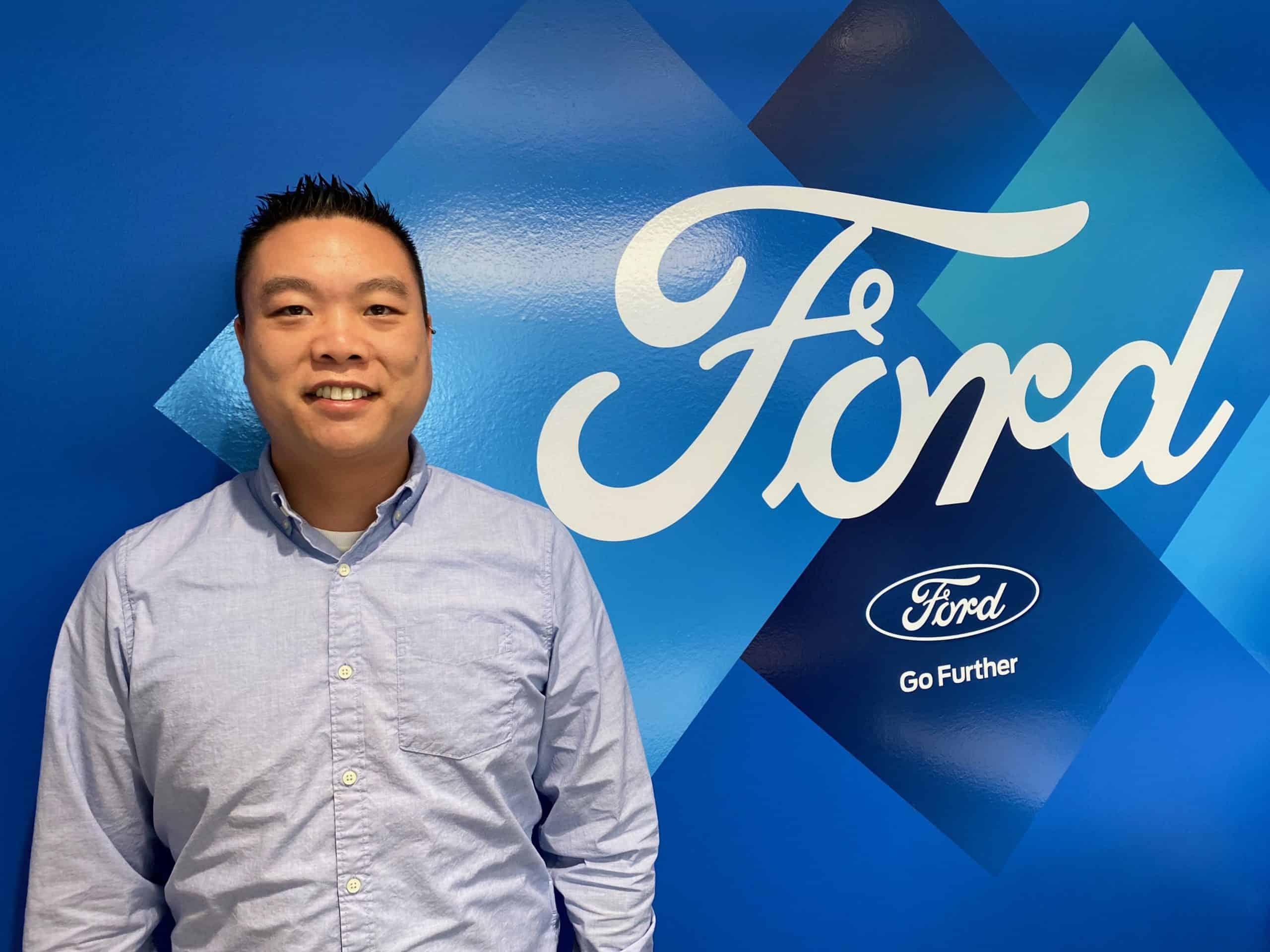 Andrew Waung : Sales Representative