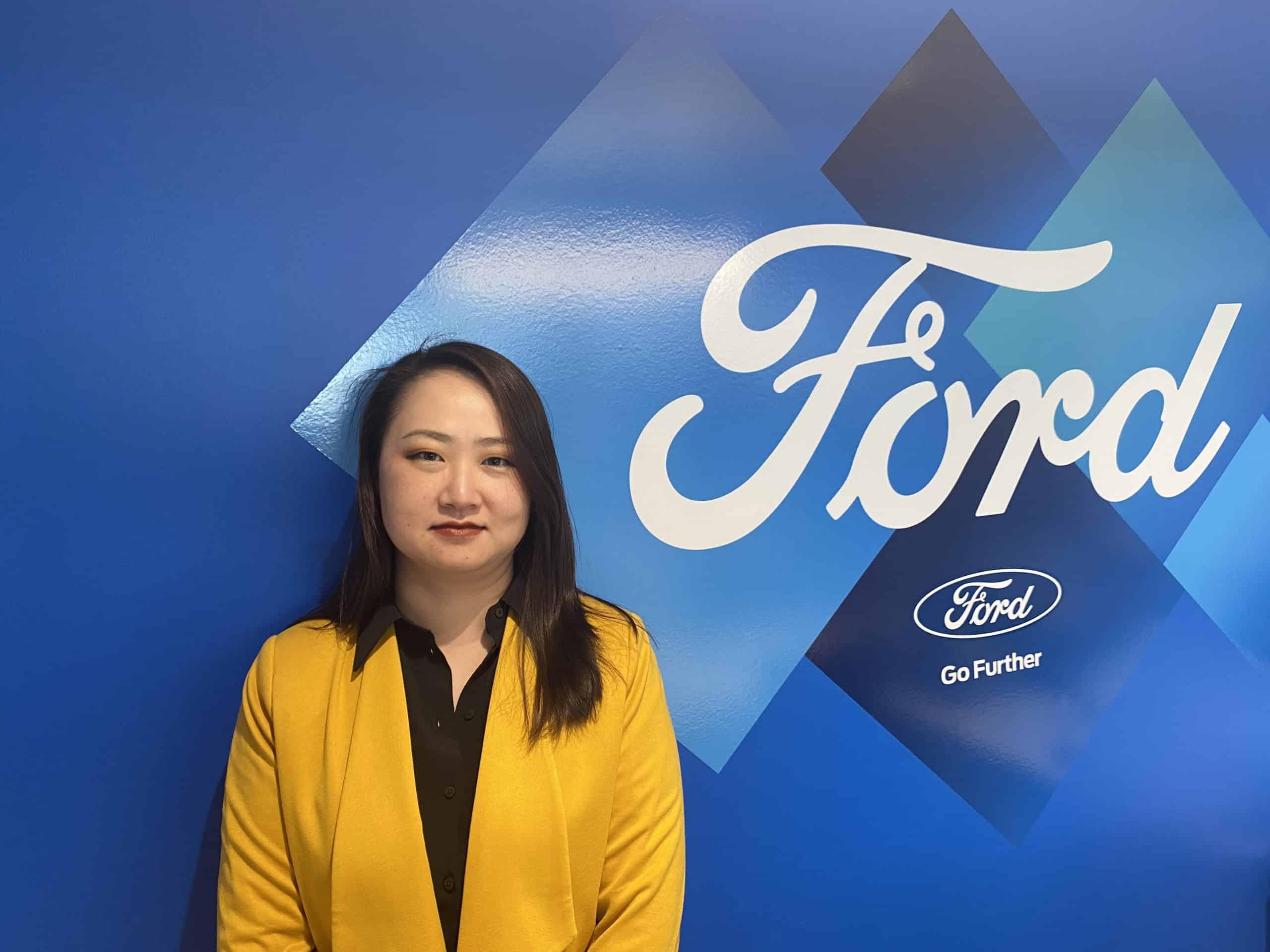 Sitan Jiang : Sales Representative