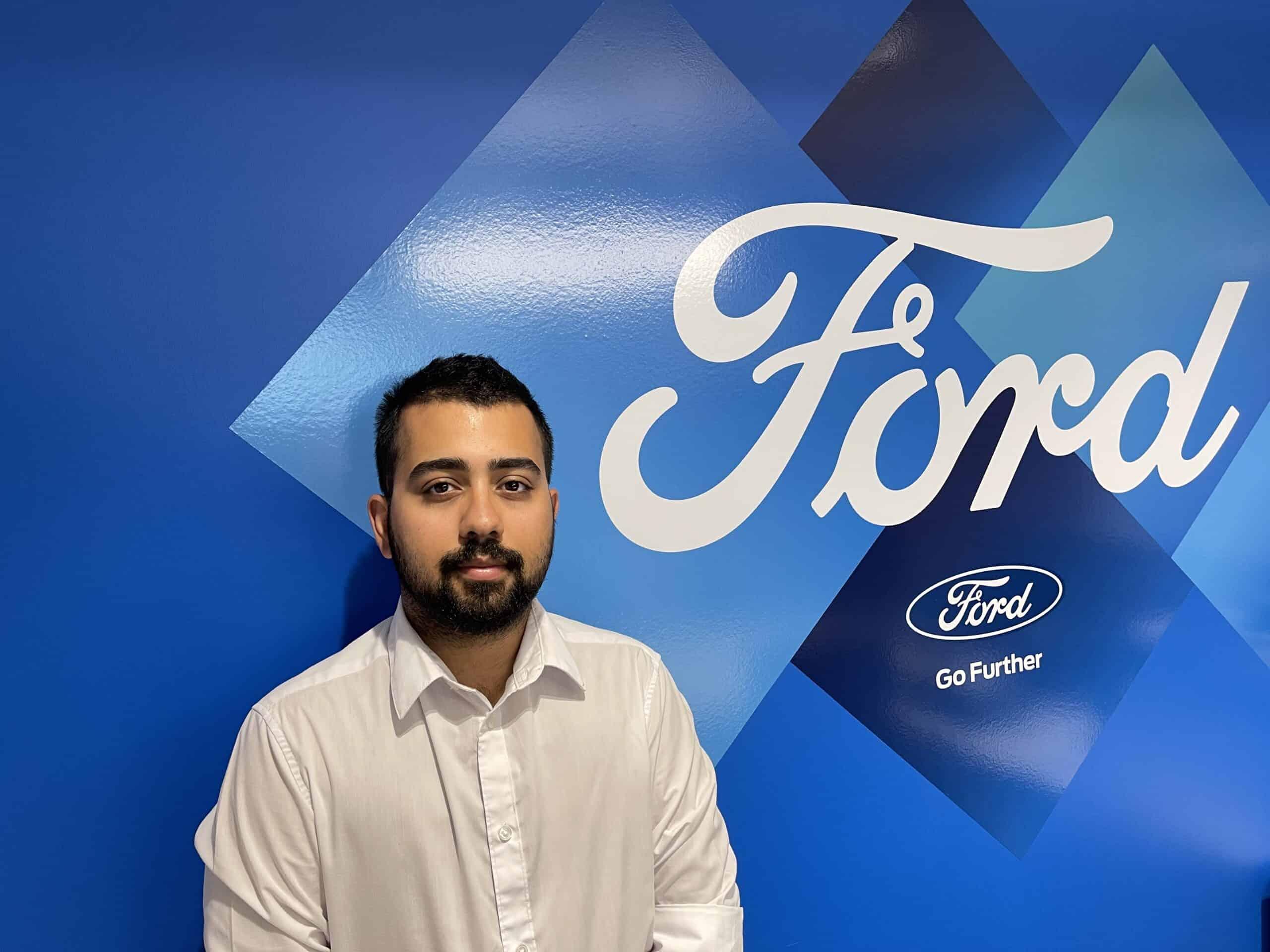 Sam Farokhi : Sales Representative