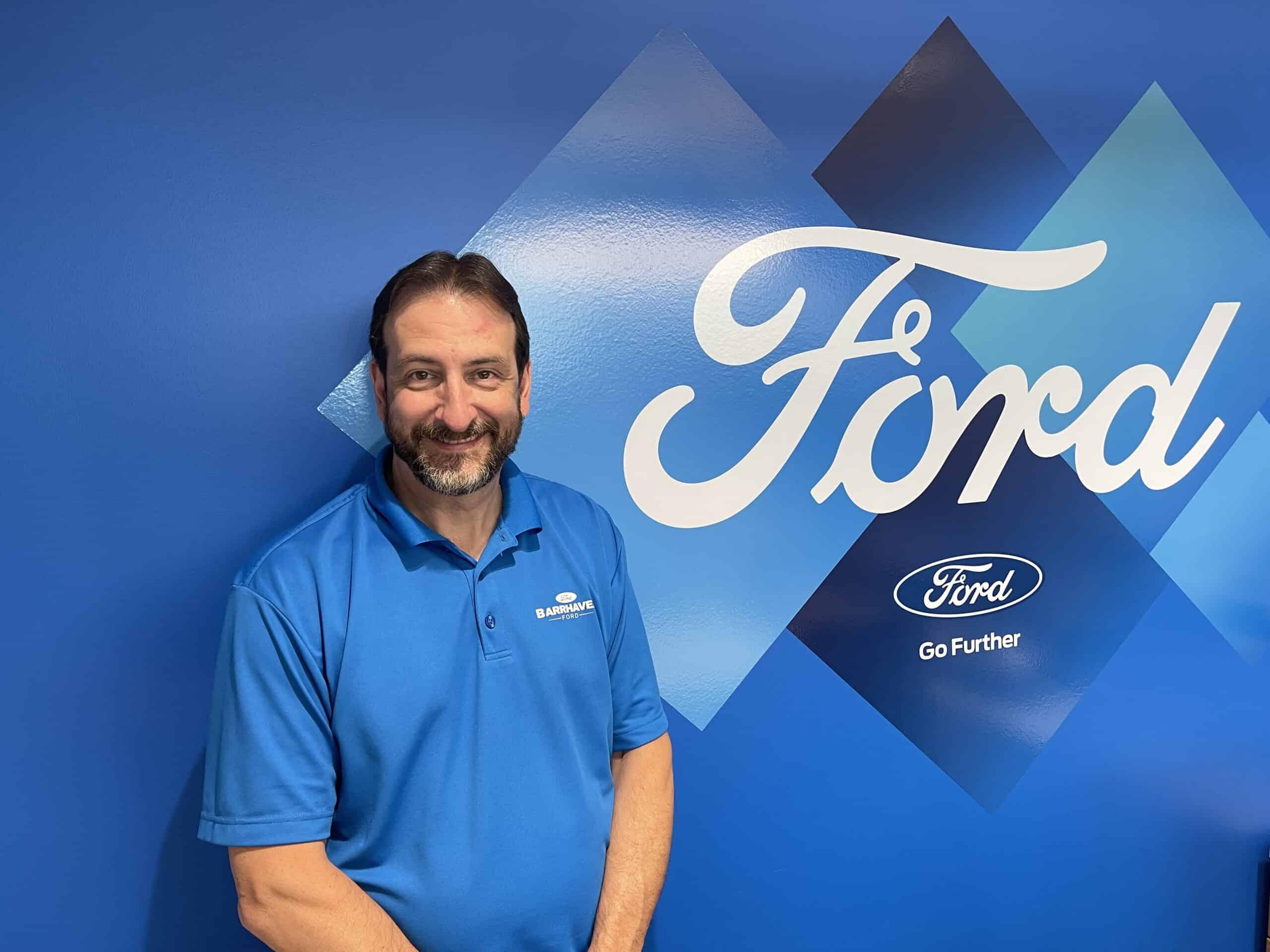 David L'Abbe : Service Advisor