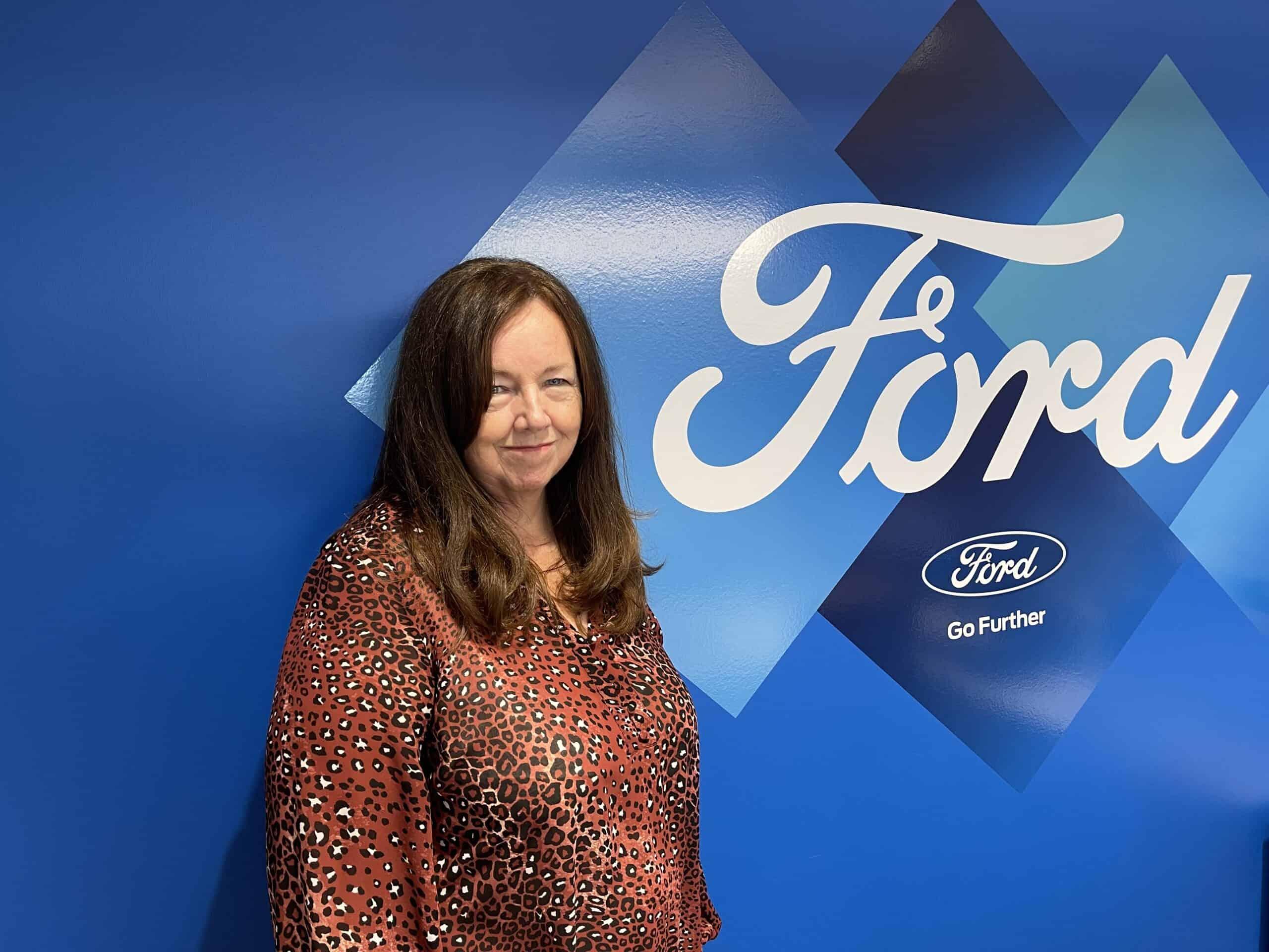 Maureen O'Gorman : Sales Representative