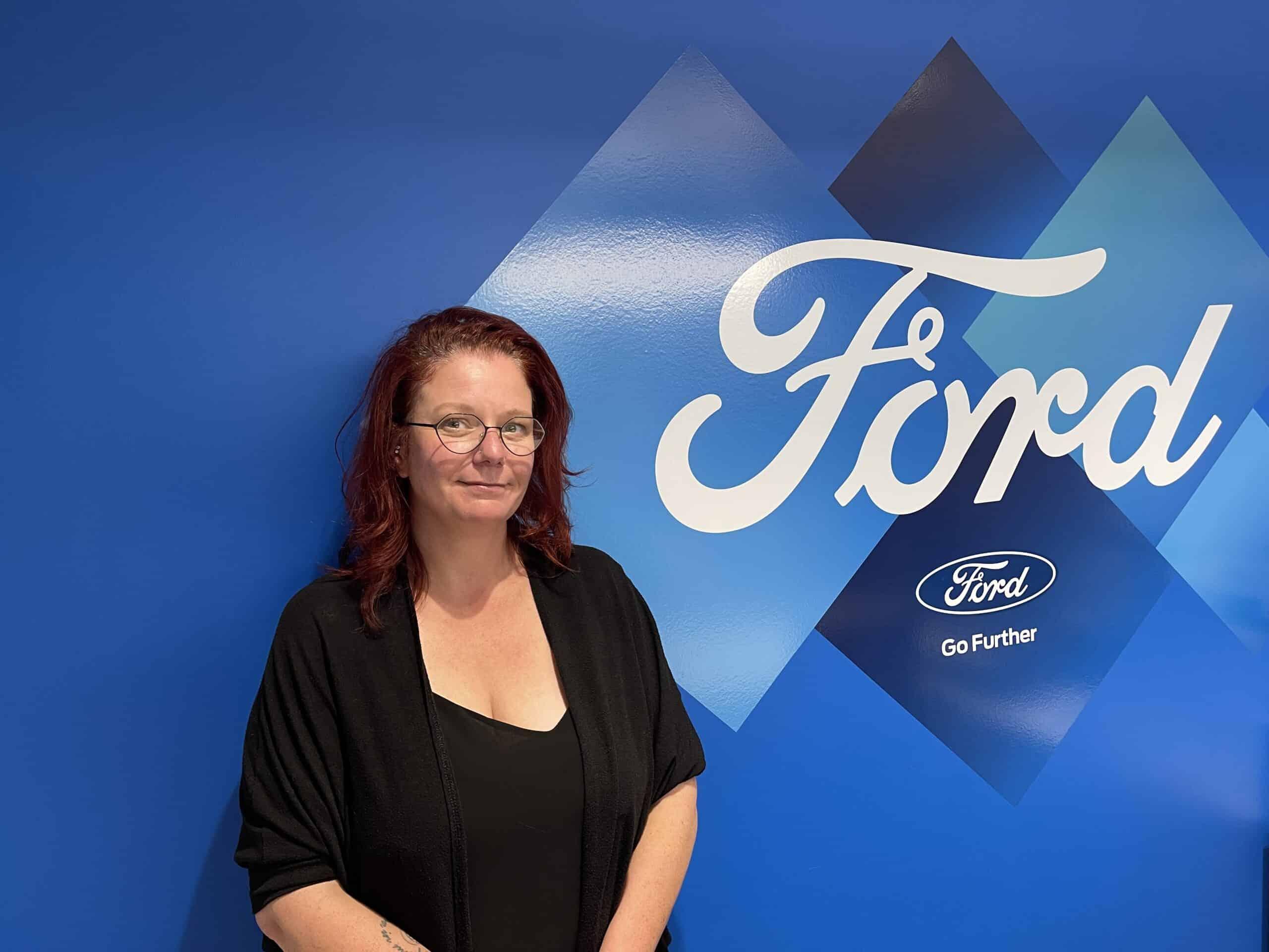 Krista Bellefeuille : Service Appointment Coordinator